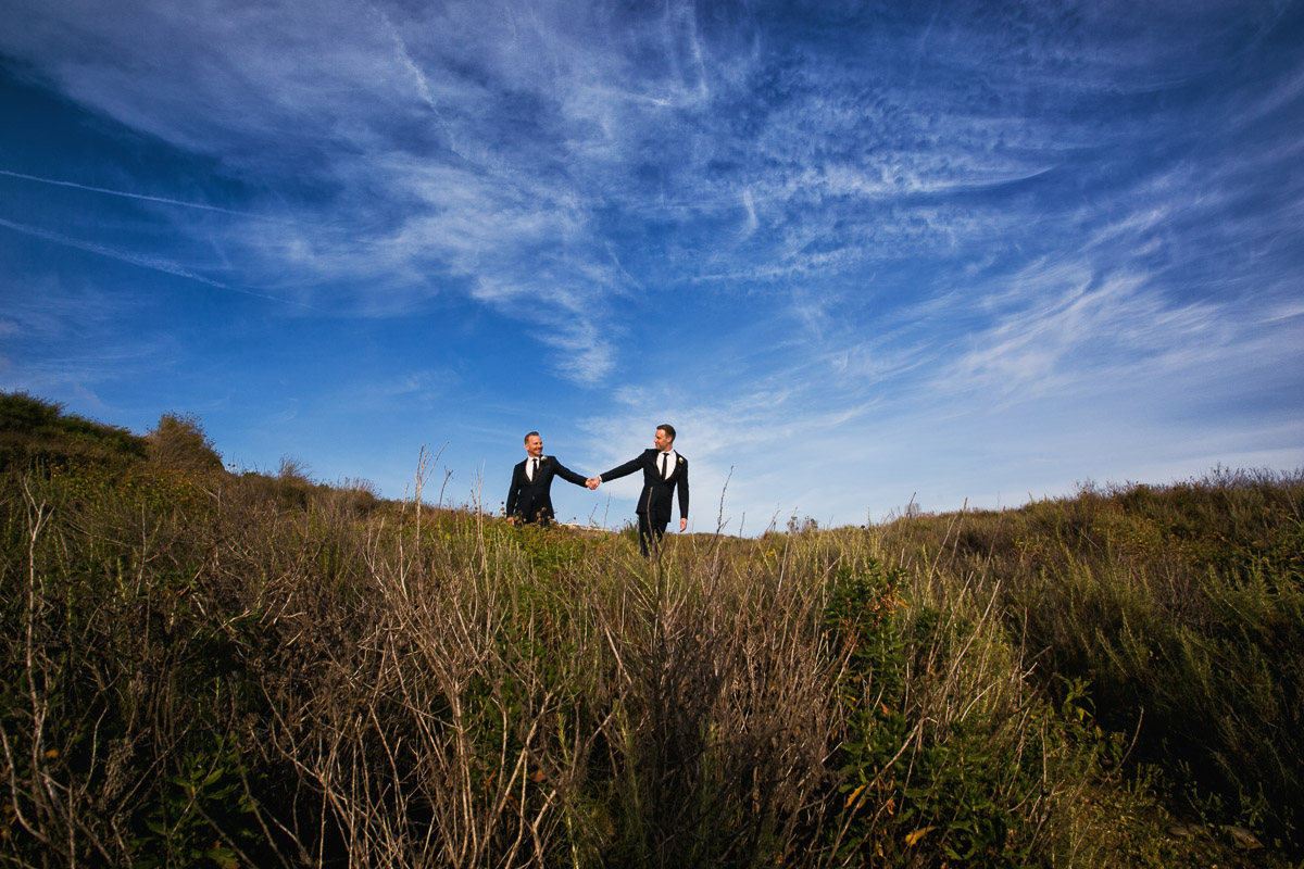 Terranea Same Sex Wedding