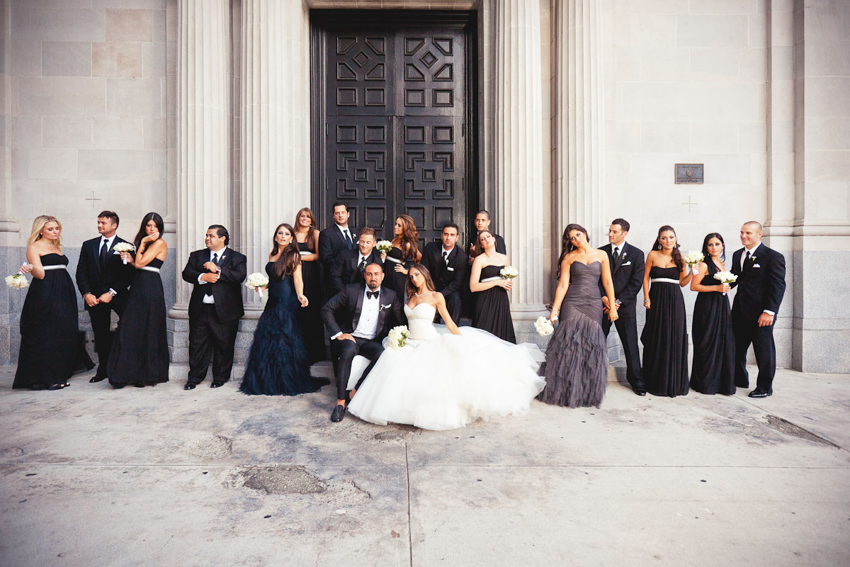 Vibiana Los Angeles Wedding