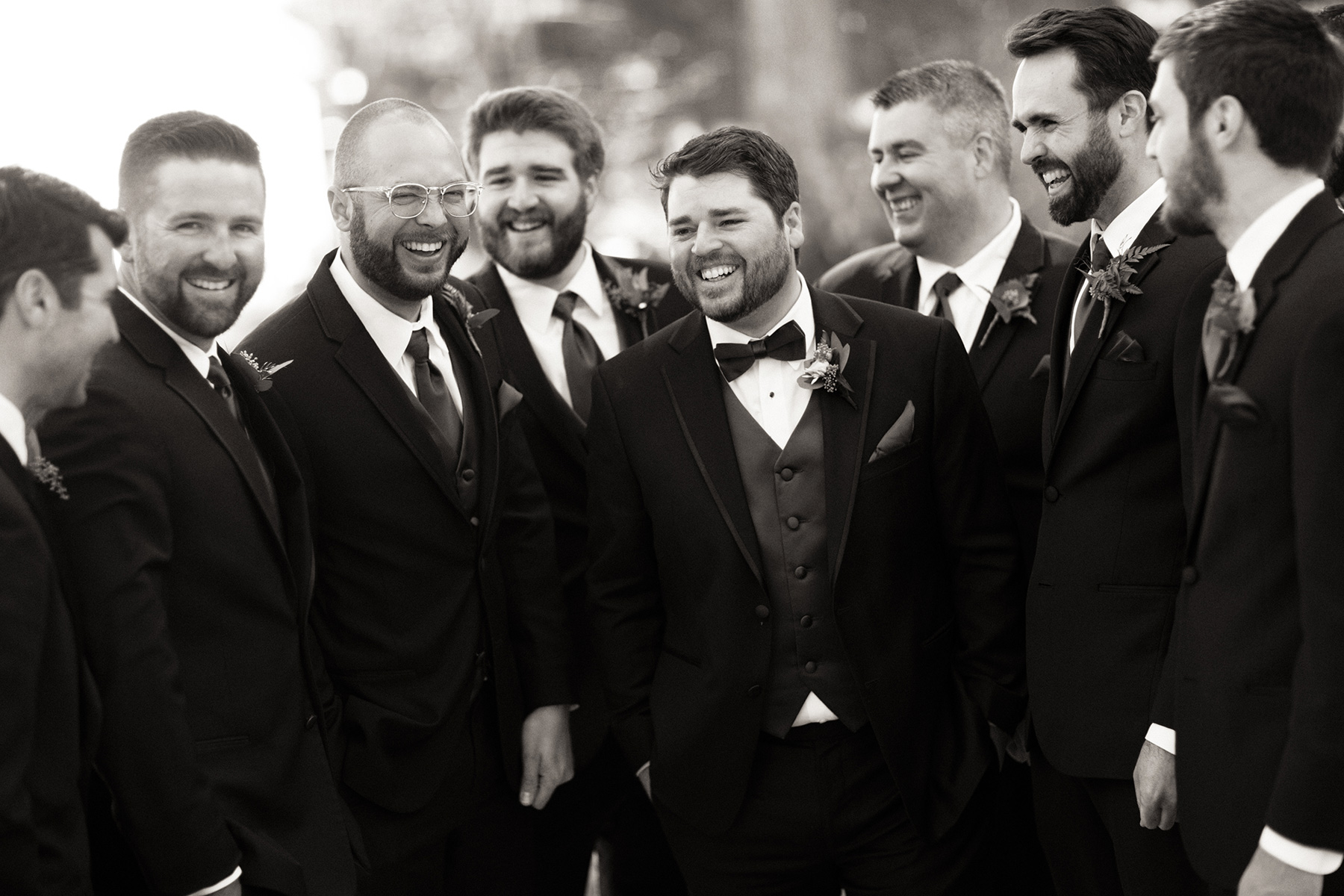 Groomsmen-and-groom-Lake-Tahoe-Hyatt-wedding