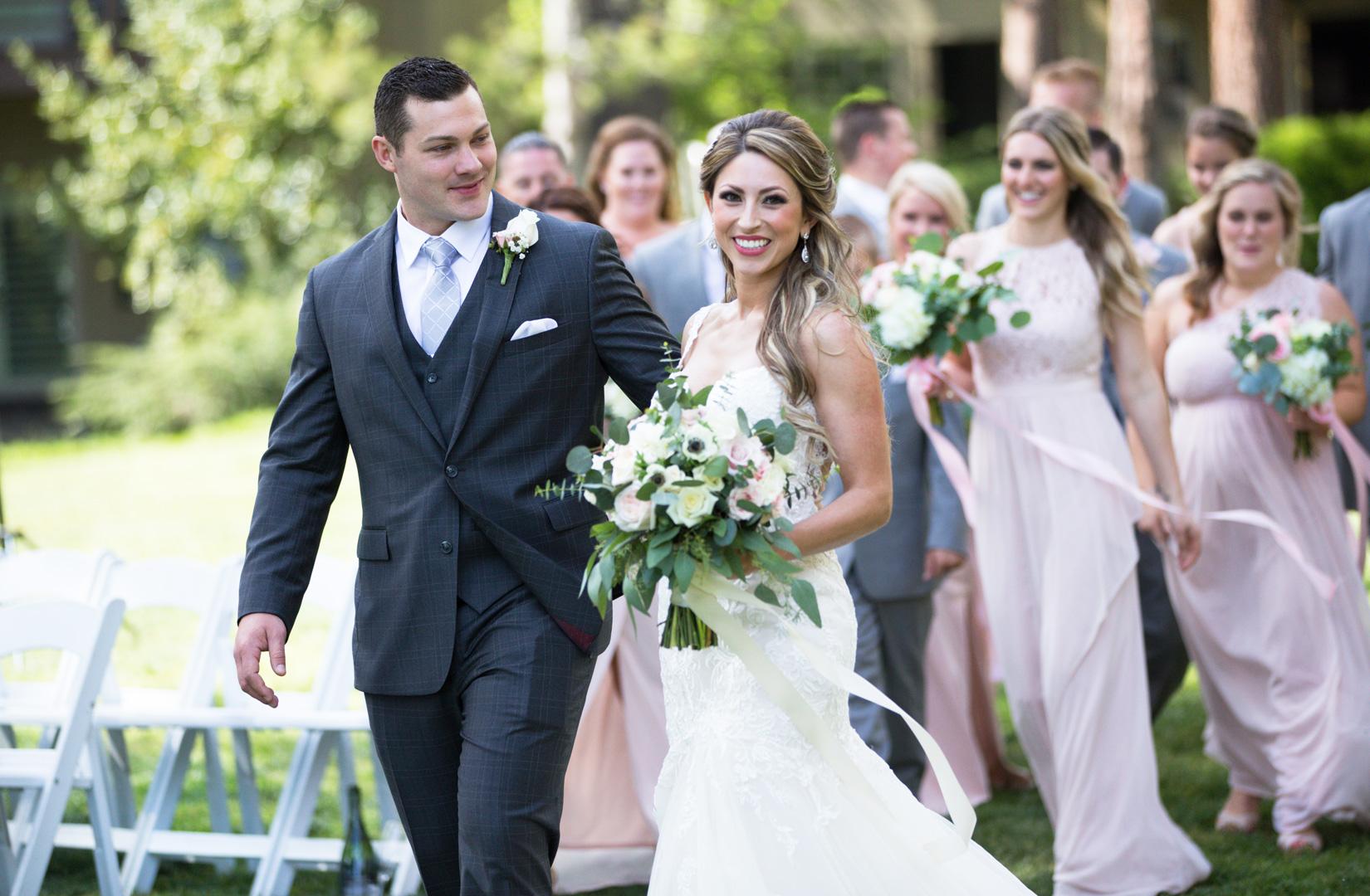 Arianna and Jake's wedding