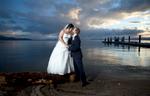 Gorgeus Lake Tahoe sunset