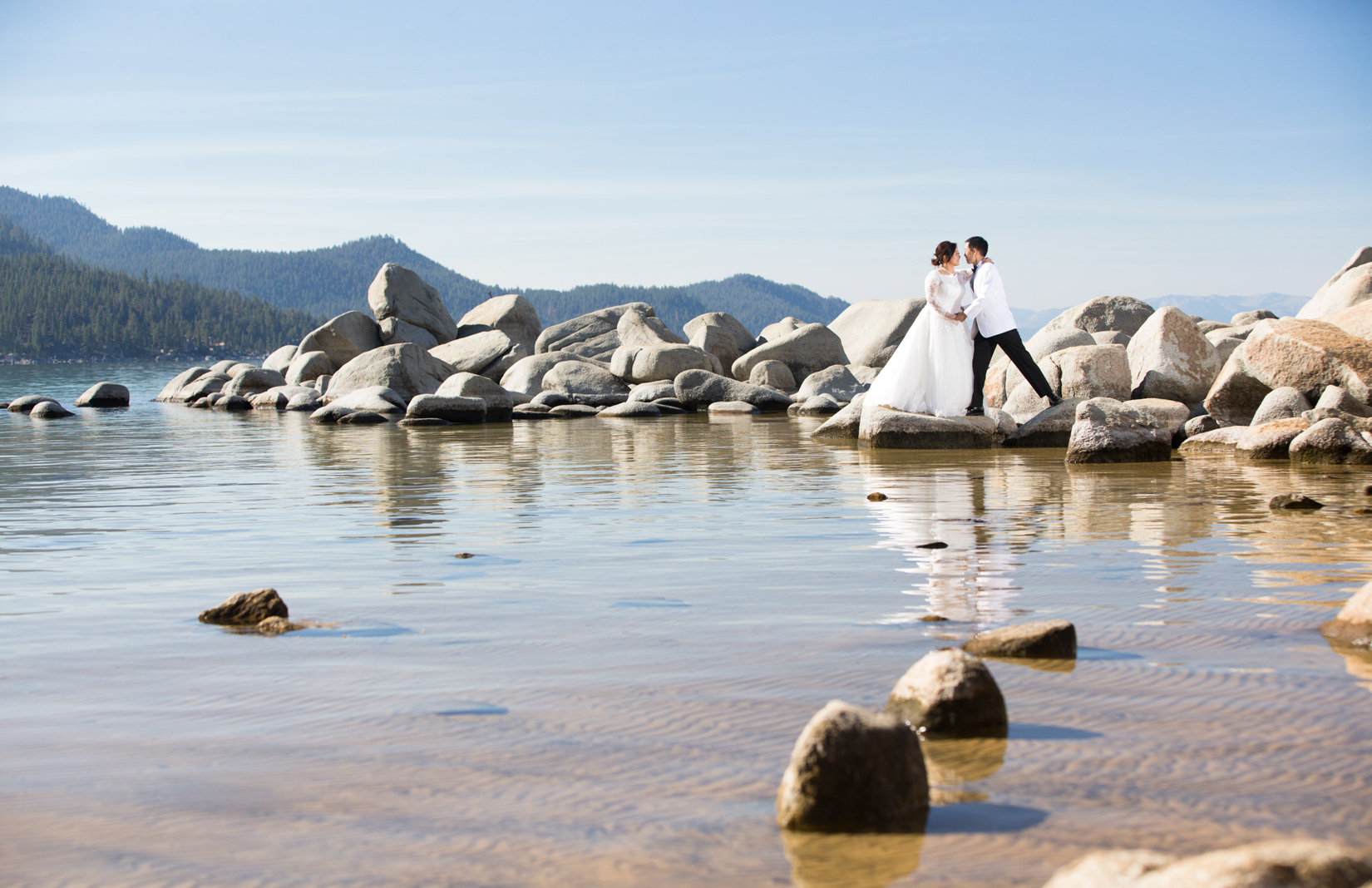 Tahoe-bride-and-groom-rocks-3