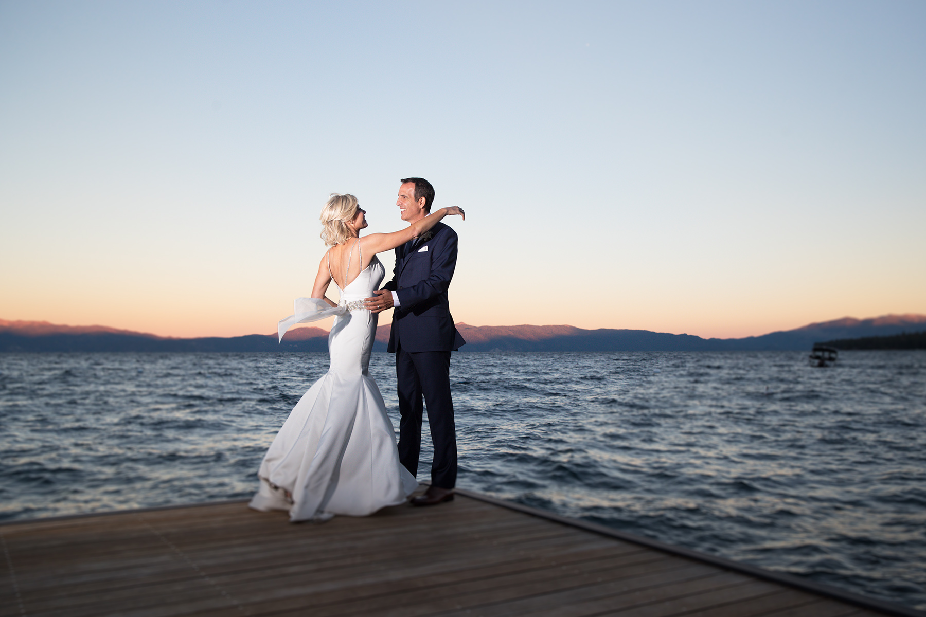 Tahoe-sunset-pier-at-West-Shore-Cafe-wedding