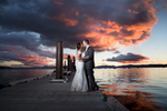 Tahoe-sunset-wedding-at-Hyatt-Incline-Village