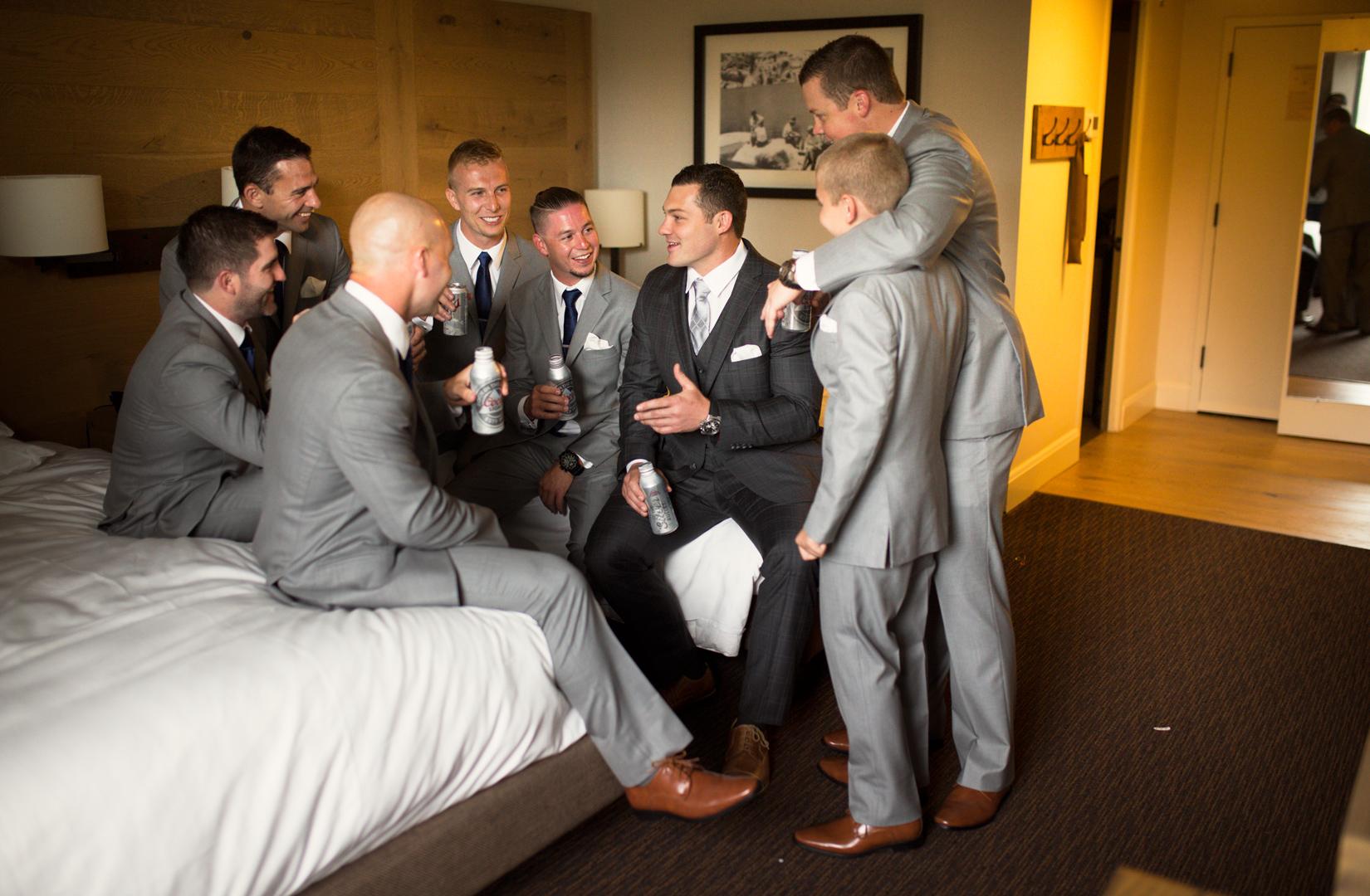 boys-chatting-wedding