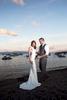 bride-and-groom-beach-west-shore