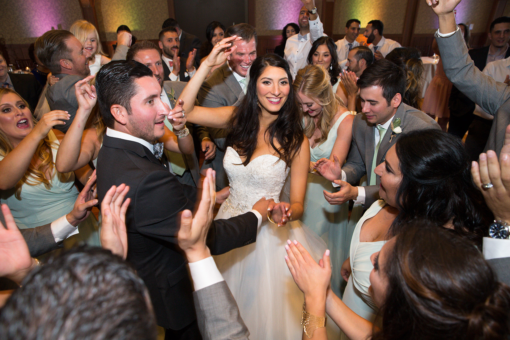 bride-and-groom-dancing-Tahoe-