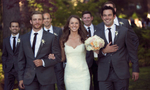 bride-and-groomsmen-Hyatt-Tahoe-