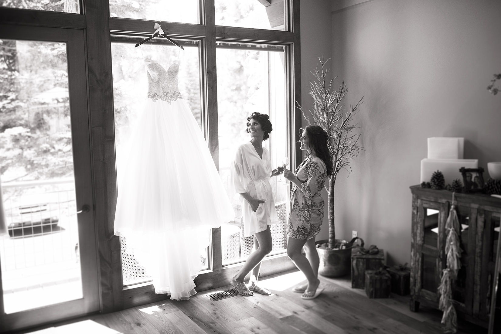 bride-and-maid-of-honor-dress