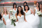 bride-and-wedding-party-Ritz-Tahoe