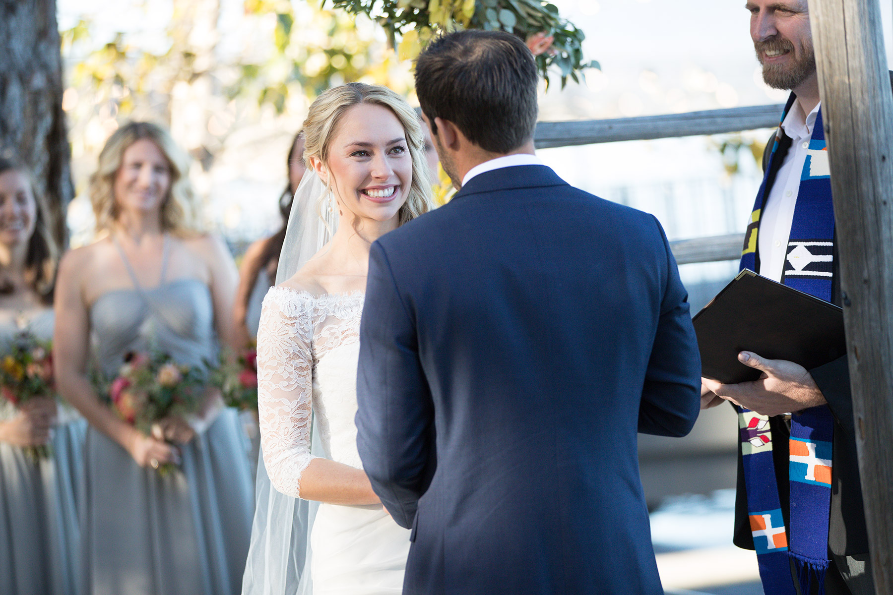 bride-smiling-Tahoe-west-shore-cafe-ceremony