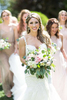 bride-walking-with-bridesmaids-Hyatt