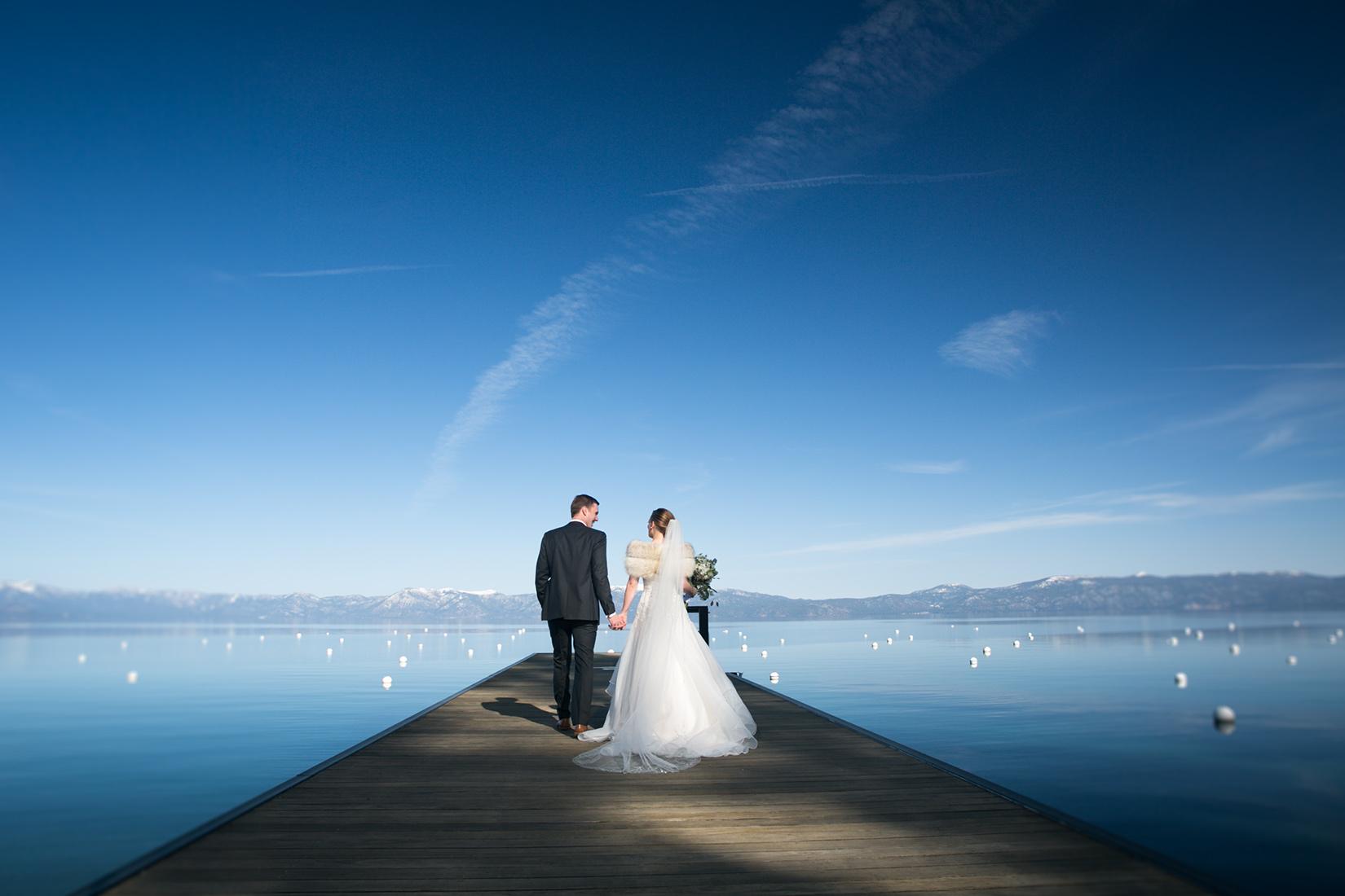 bride-walking-with-groom-Tahoe