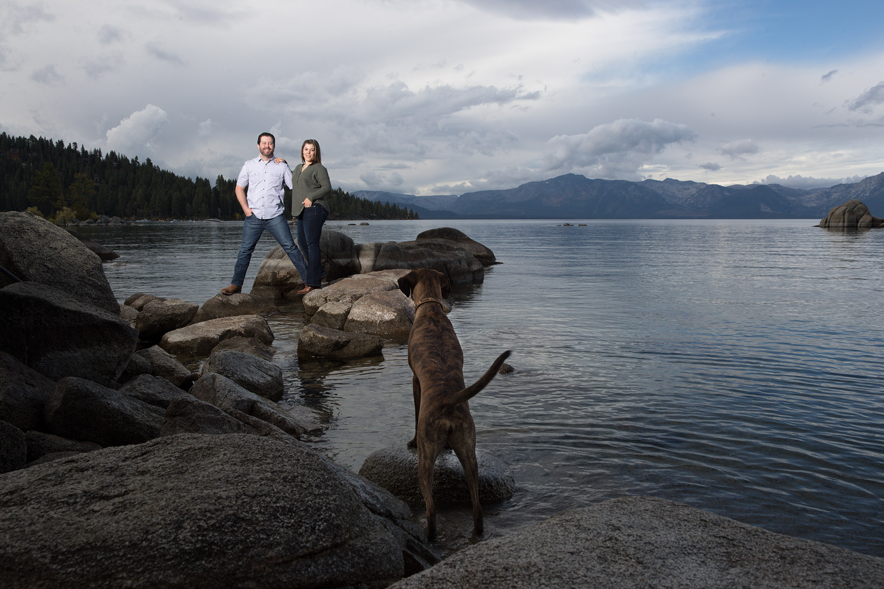 dog-and-water-engagement-session-Tahoe