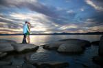 engagement-photo-Tahoe-sunset
