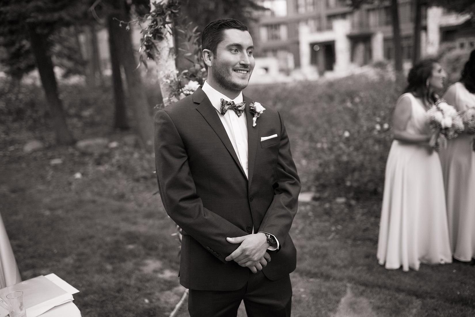 groom-waiting-Ritz-Tahoe