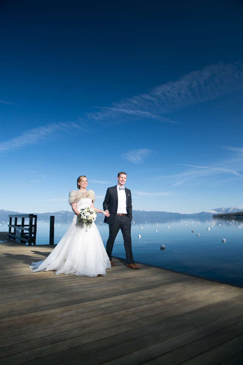 pier-bride-and-groom-tahoe
