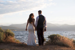 sunset-at-the-lake-Edgewood-wedding