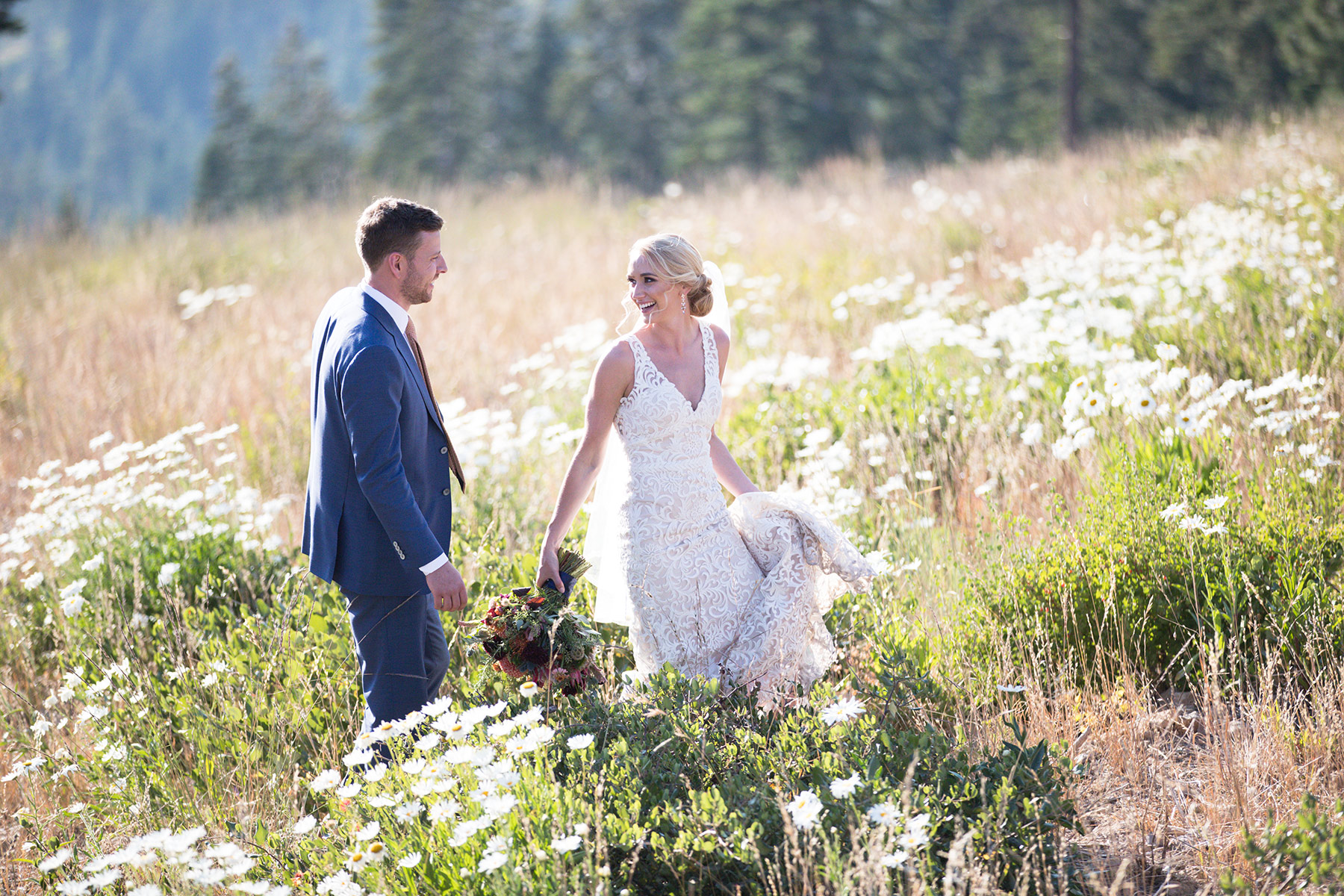 wild-flowers-Tahoe-wedding
