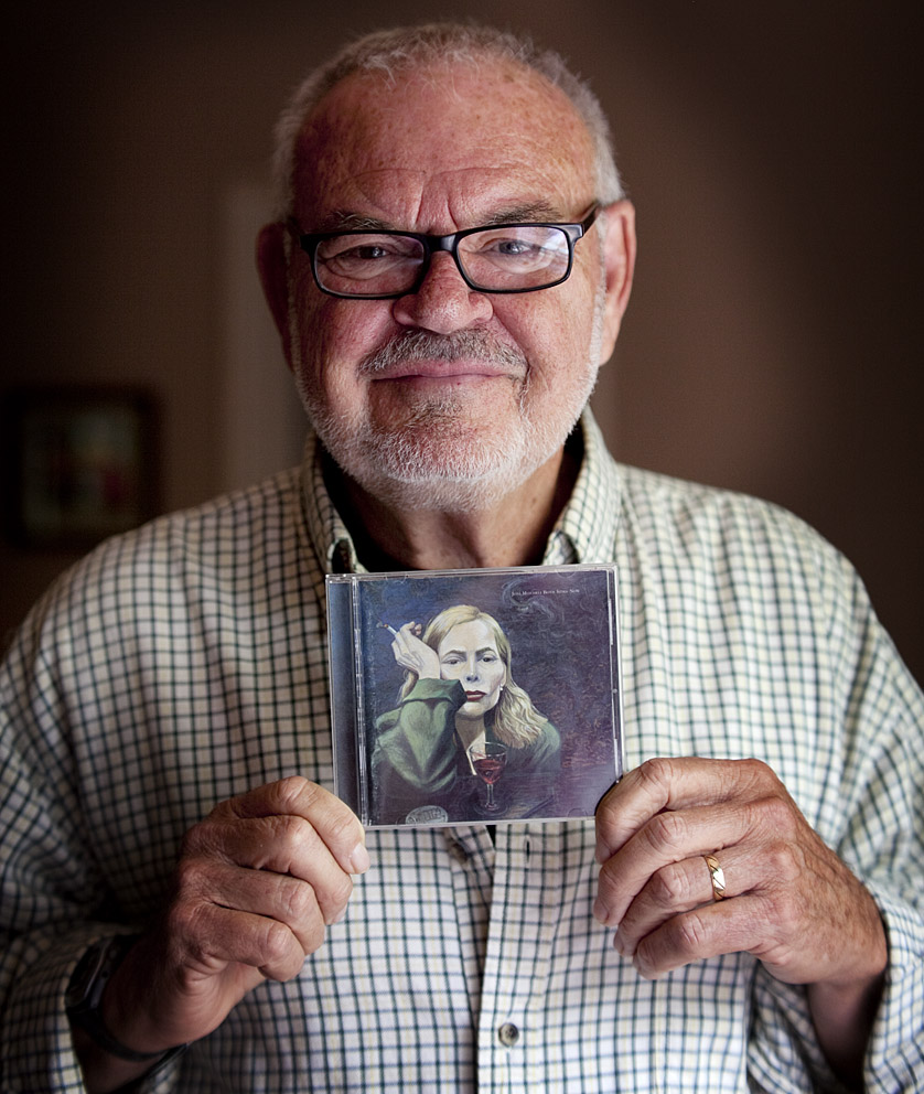 Chuck Berghofer C F Musicians One Lp Portraits One