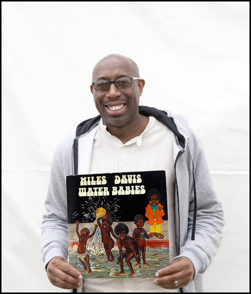 """""""The album is entitled 'Water Babies' by Miles Davis, and the reason that album is special to me is it's the first album I heard Tony Williams on – yeah – that I sort of hap hazardly discovered in my fathers record collection.That album just completely blew my mind. Blew my mind cos I didn't, hadn't, realised a drummer could be so ... express themselves the way he did. There was lots of imagery in his drumming and that was the first time that I actually heard a drummer playing like that – you know – conceptually playing like that – you know – colours, but time and you know – really using the entire kit as a – you know – all the textures.{quote}W {quote}It was like a landscape almost{quote}Rod {quote}Yeah – absolutely – absolutely exactly – a landscape of different colours and textures and using the cymbals. But that particular record is definitely one that really changed my whole thinking in terms of drumming and what the possibilities are you know – so, yeah""""Rod Youngs: Llandudno Jazz Festival, 26th July 2015Miles Davis: Water Babies released November 1976.RecordedJune 7, 13, 23, 1967November 11–12, 1968Rod Youngs"""