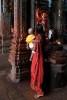 Worshiping Hanuman