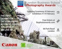 I am one of the Finalist with my project Aerotropolis of the LBS AwardAward Ceremony and Exhibition in Central London8th - 14th February, 2018London Business School, London (UK)​Our panel has selected 11 photo essays from all the entries submitted to the LBS Photography Awards. The essays along with an overall winner (LBS Award 2018) will be showcased at the London Business School during a one week exhibition.​On the 8th of February an Opening Ceremony will be held at the London Business School, while the exhibition will remain open until the 14th February.Award Ceremony 8th February 2018, 18:00-21:00 London Business School, London (UK)​The opening night will feature a series of talks and panels, as well as a reception with drinks and canapes on the exhibition floor.