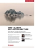 Lecture at the London College of Communication, and  at Middlesex University