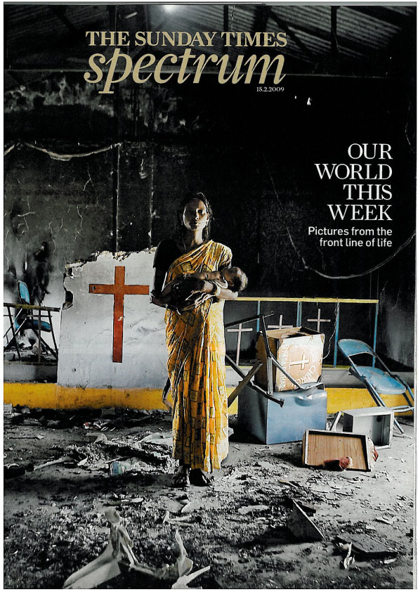 Indian Christians fo The Sunday Times Spectrum