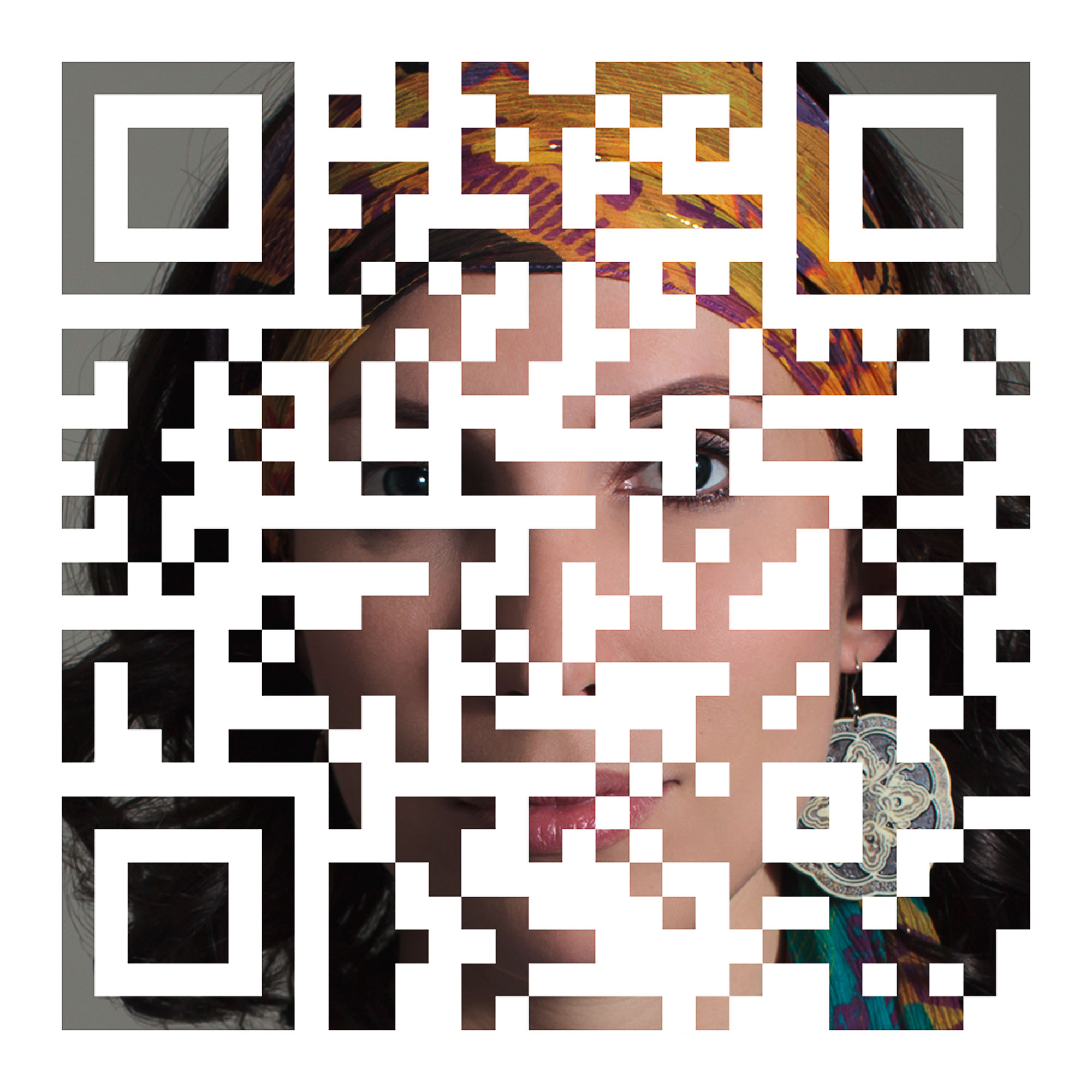 Amber FB Account QR