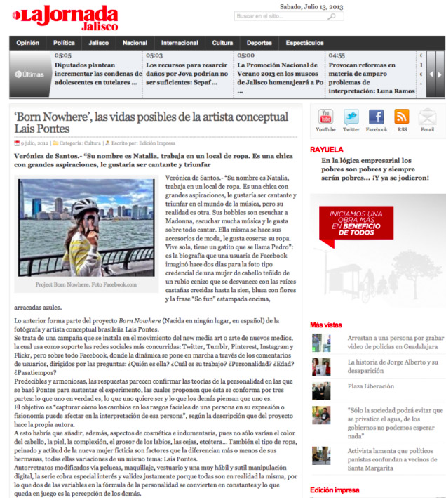 La Jornada (2013)