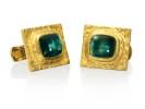22 karat gold, Brazilian tourmaline
