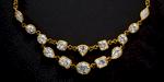 22 karat gold and diamonds