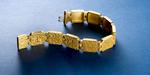 LINDA medical ID bracelet 18 karat gold