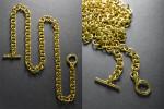 22 karat gold necklace.