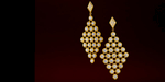 22 karat gold and diamonds. Available in platinum