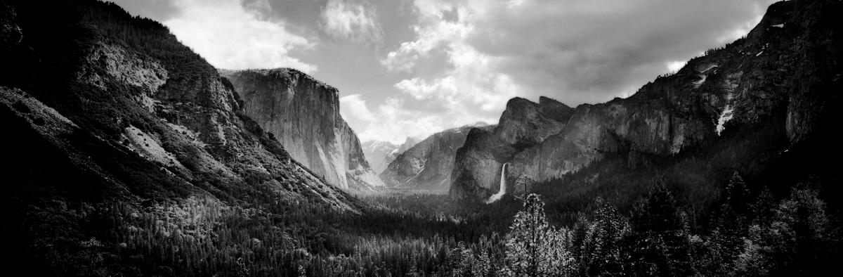 Yosemite Spring Storm