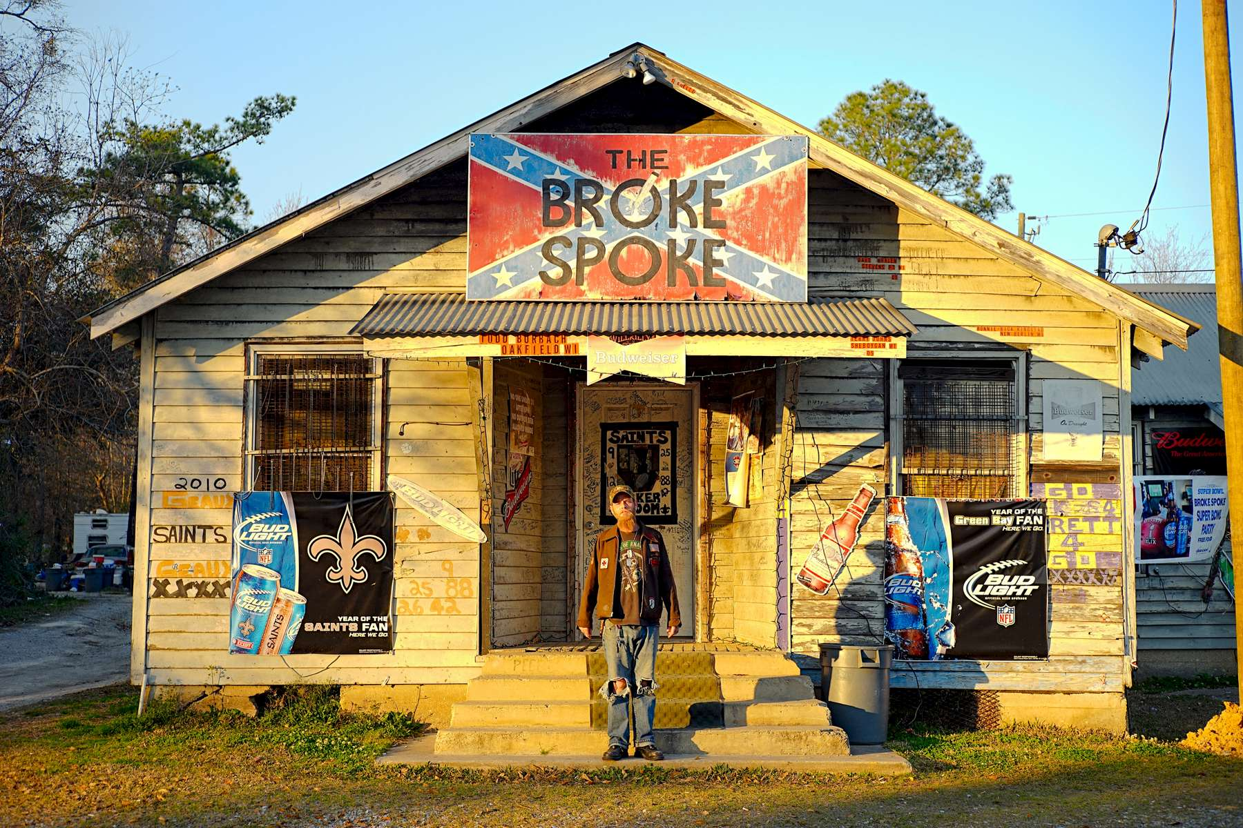 The Broke Spoke I Home of Favre