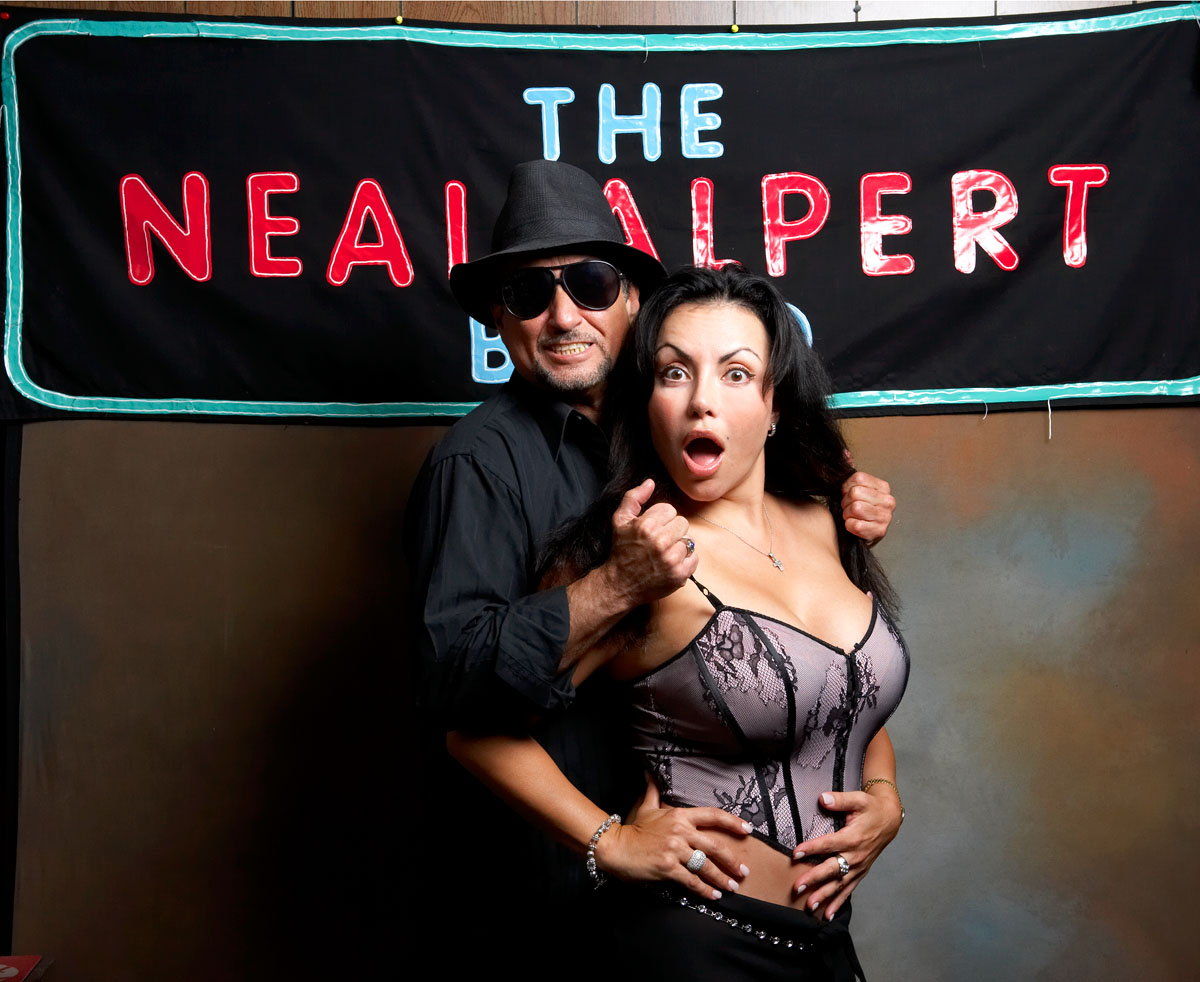 Neal Alpert and Co-host, The Neal Alpert Show