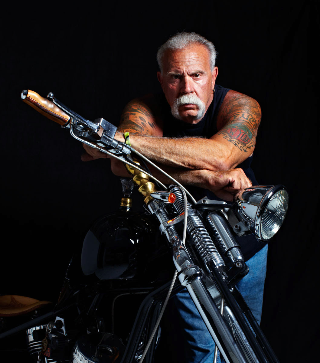 Paul Teutel Sr., Orange County Choppers