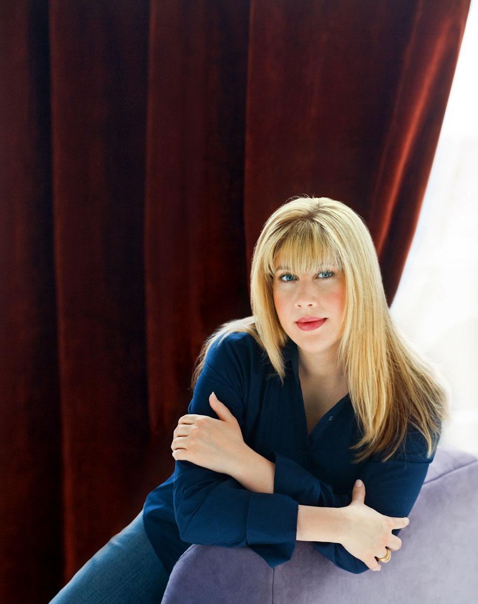 Sarah Addison Allen, author