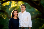 Family photo session at Alhambra Hall in Mt. Pleasant, South Carolina.