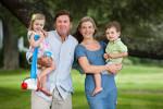 Rockville, SC, family photo session.