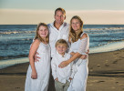 Isle of Palms beach photography session.  Ocean Blvd. section of the beach for their beach photo session.