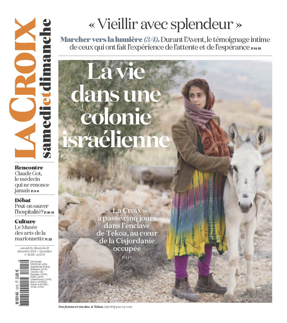 La Croix , December 2018
