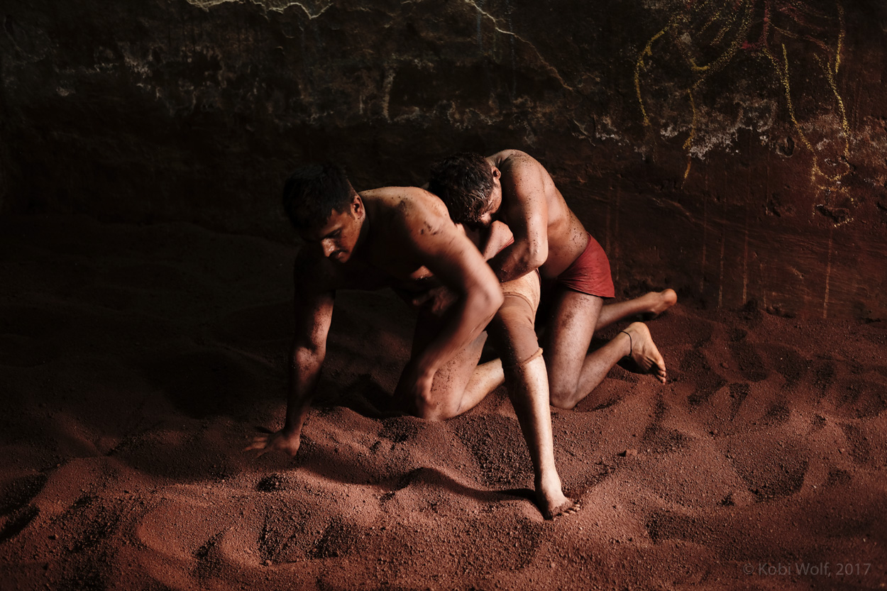 The traditional Indian wrestling isn't just a sport - it's an ancient subculture where wrestlers live and train together and follow strict rules on everything from what they caneat to what they can do in their spare time. The wrestling takes place in a clay or dirt pit. The soil is mixed with ghee and other things and is tended to before each practice. They live together as a community they practise on the ground floor and live on thefirst floor.Drinking, smoking and even sex are off limits. They never get married while they are part of the community. in the matter of fact this sport is known as the oldest sport in theworld.For all of their devotion to the sport, the wrestlers' prospects for either glory or financialrewards are meager. Wrestlers who are successful usually earn $170 to $500 per competition in prize money.But, as traditional sponsors drift away from Kushti, wrestlers are lucky if they are able to attend two or three prize tournaments a year. Most have to work a day job just to pay for the costs of living. Though still popular in pockets of rural India, the traditional sport's fan base at the national level continues to shrink as more Indians flock to the cities and turn toward sports that are more TV-friendly, like cricket, whose fast action makes it ideal for broadcasts. In the past, wrestlers could train and compete in Mumbai, which offered work in textile mills along with the prize tournaments. A successful wrestler might even one day earn himself a job at the Railway Ministry or the state police department through a government quota reserved for athletes.