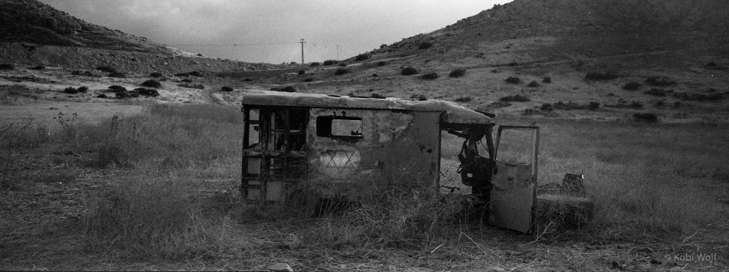 Military target in Jordan Valley.