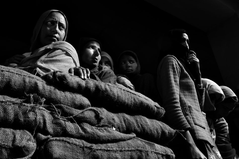 Many women in Kashmir have lost sons either to the militants or to security forces. As a result, several of them have decided to pull their children out of school so that they won't be exposed to the same danger.