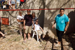 A building hit a direct hit by a rocket fired from Gaza in  Ashdod,  Israel  , May 17 2021