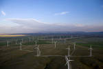 The Bull Mountain Wind Energy Project.